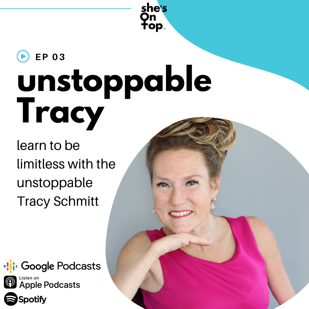 unstoppable tracy